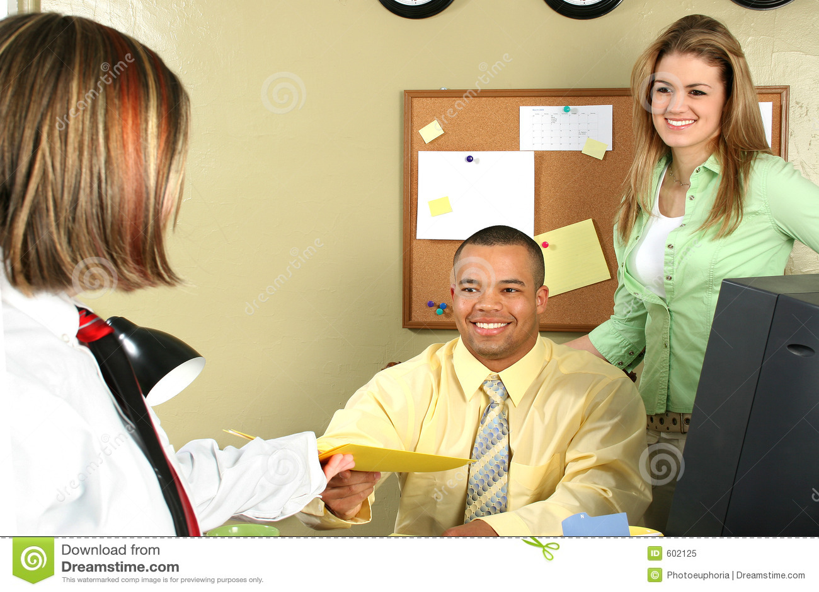 De Toepassing van het Gesprek van de baan