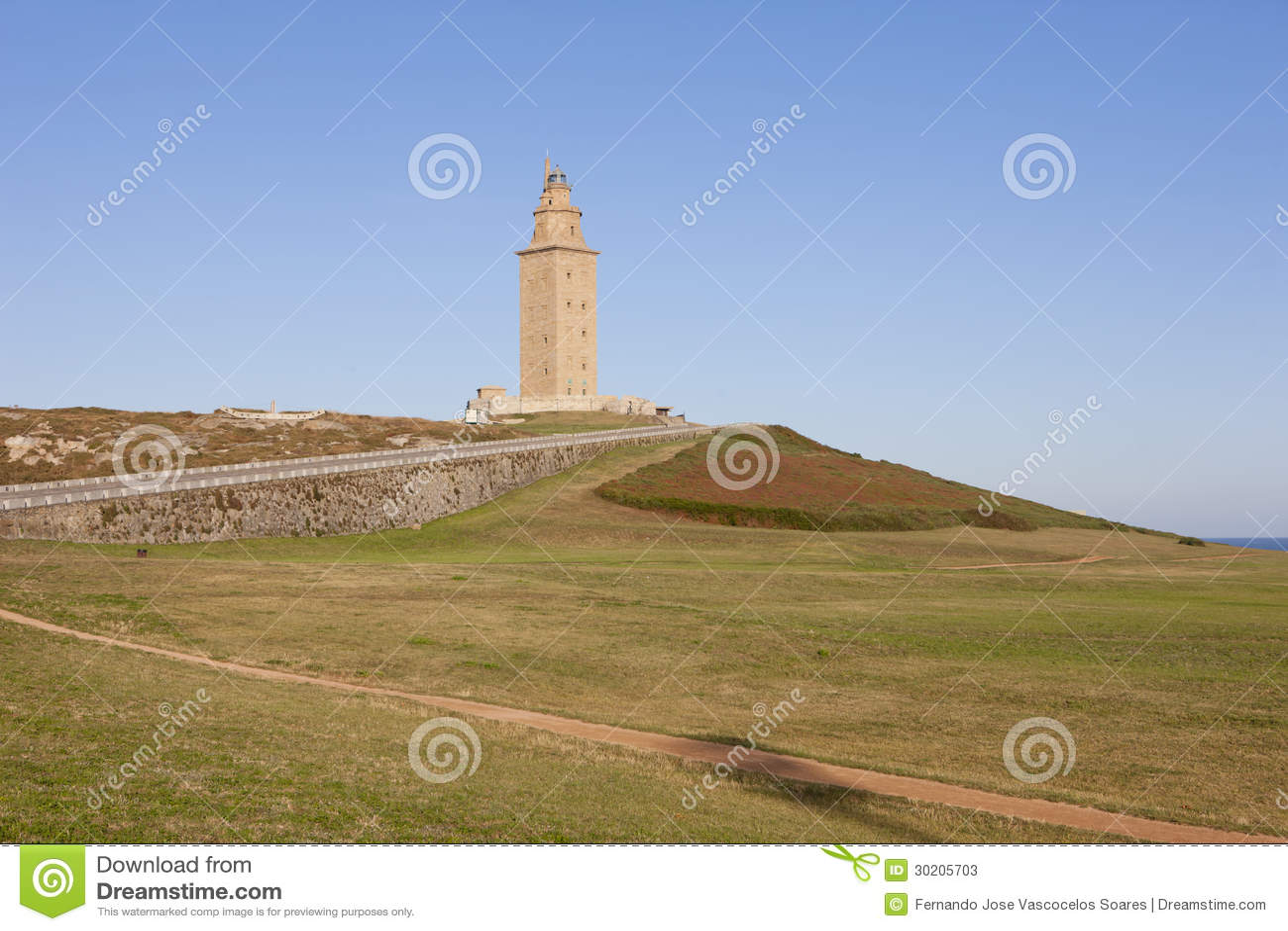 De toren van hercules