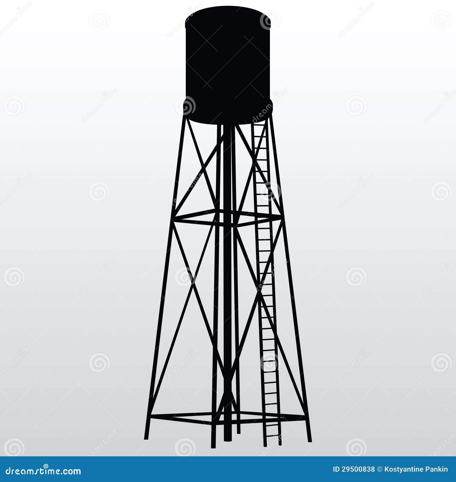 De Toren van het water