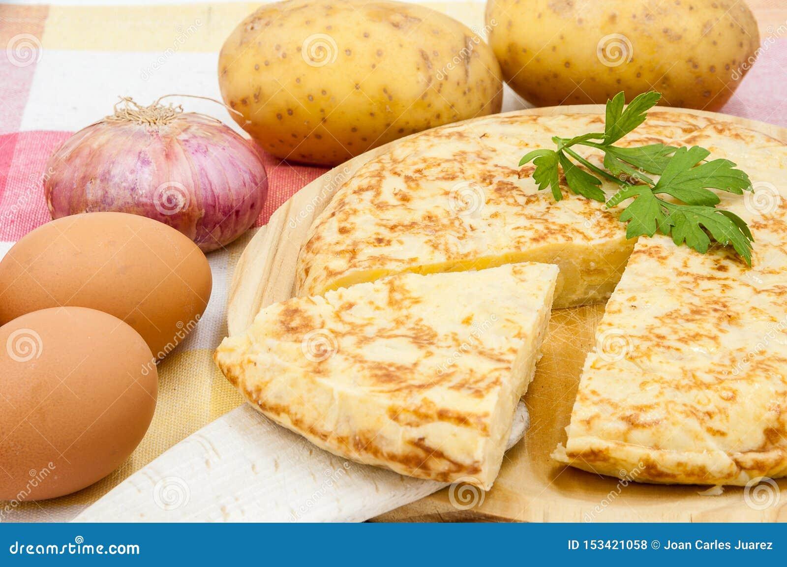 De tortilla Patatas