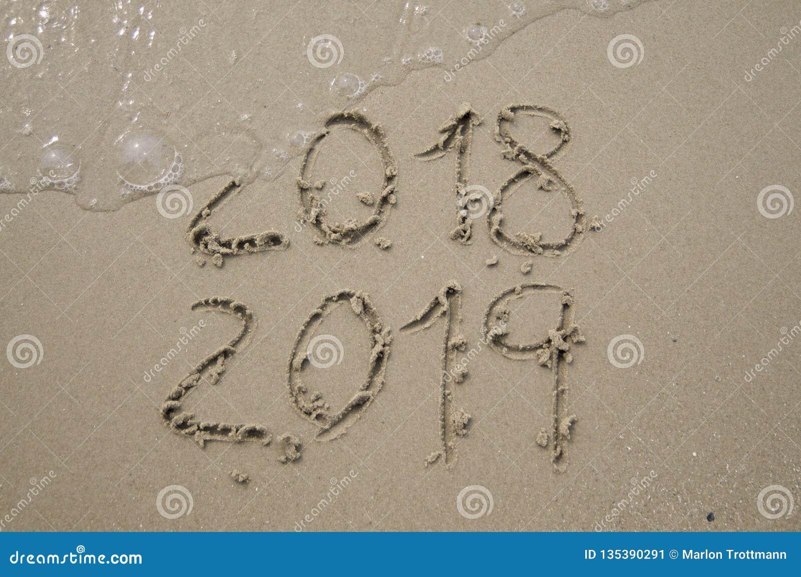 2018/2019 de transição - véspera de anos novos
