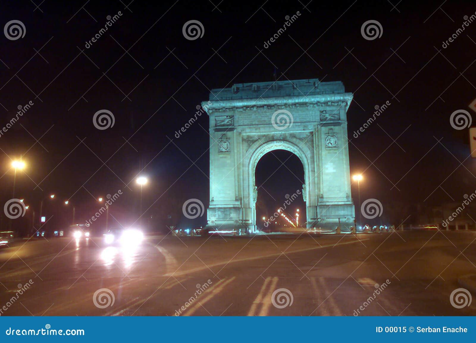 De Triomphe łuk