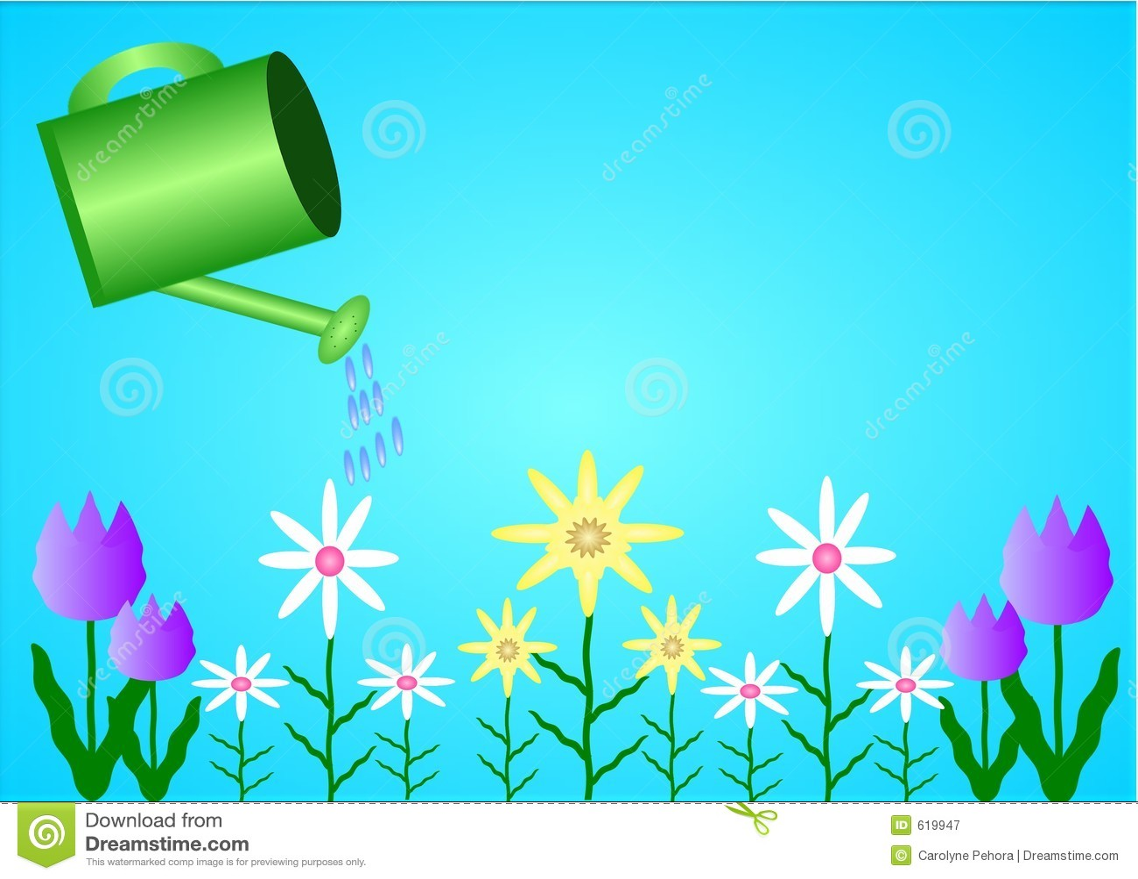 De Tuin van de lente
