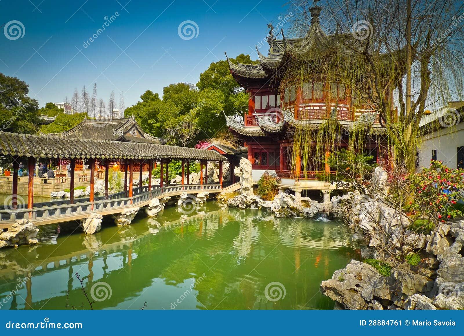 De Tuinen van Yuyuan