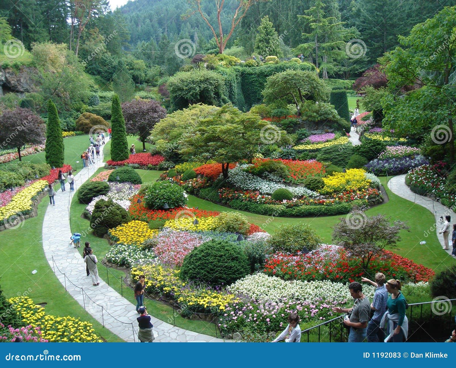 De Tuinen Victoria van Buchart BC