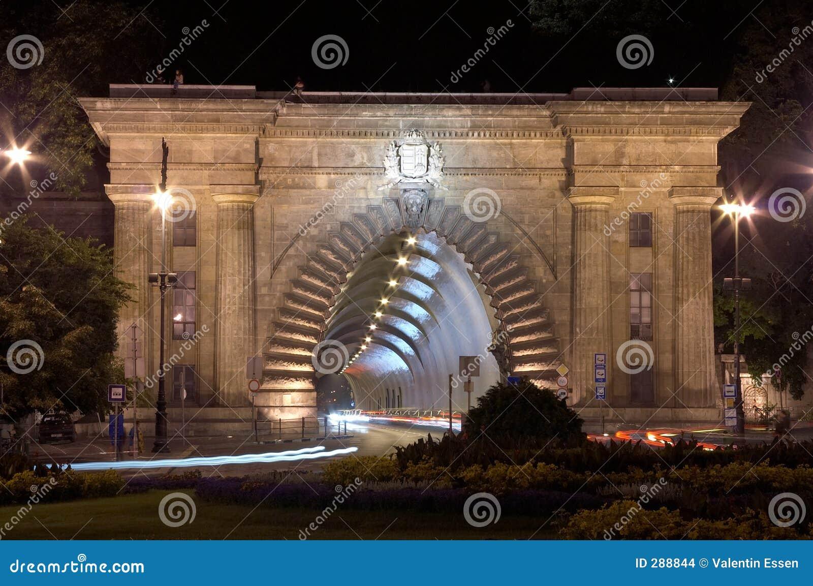 De tunnel van Boedapest