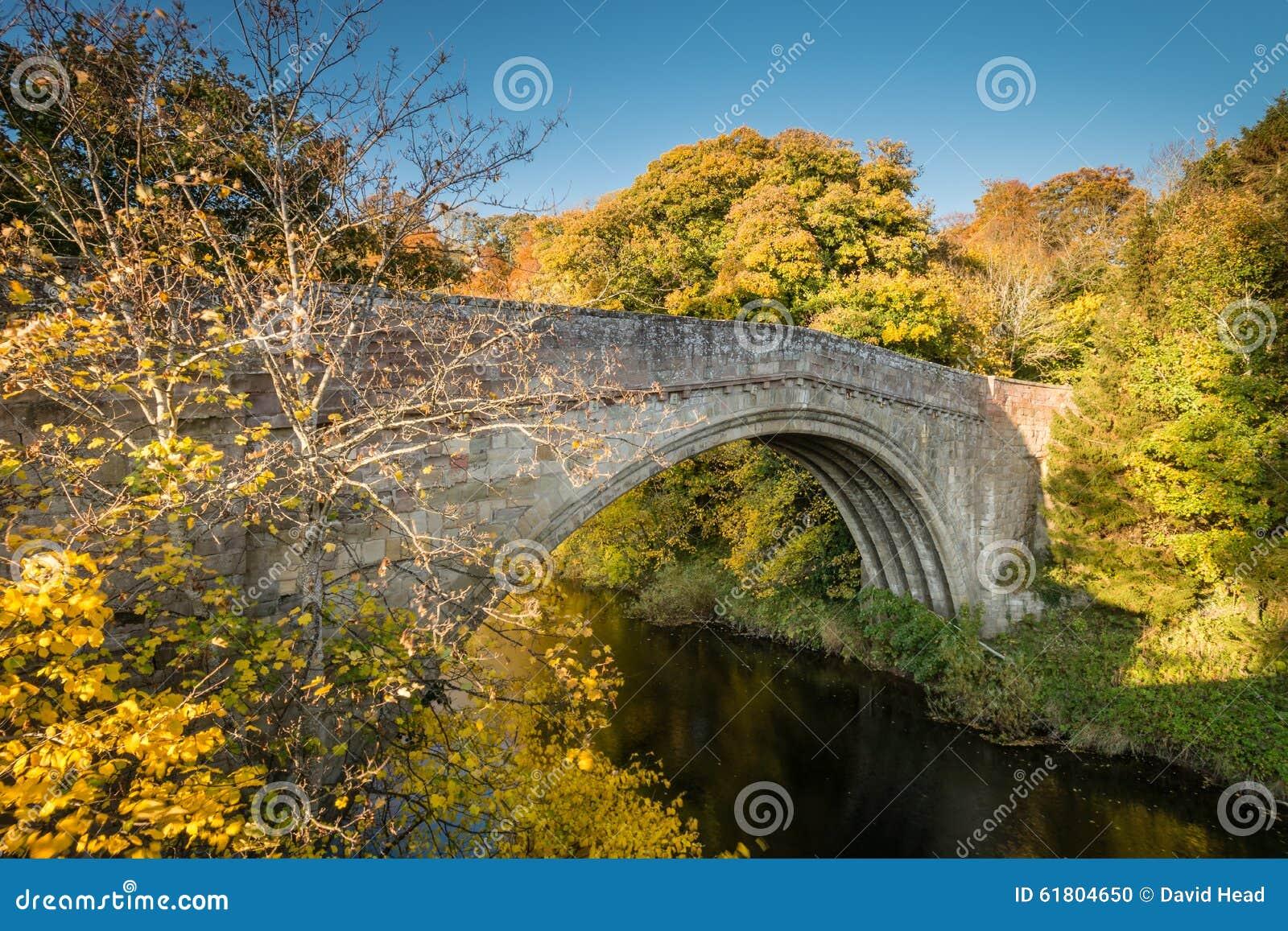 De Twizelbrug overspant Rivier tot