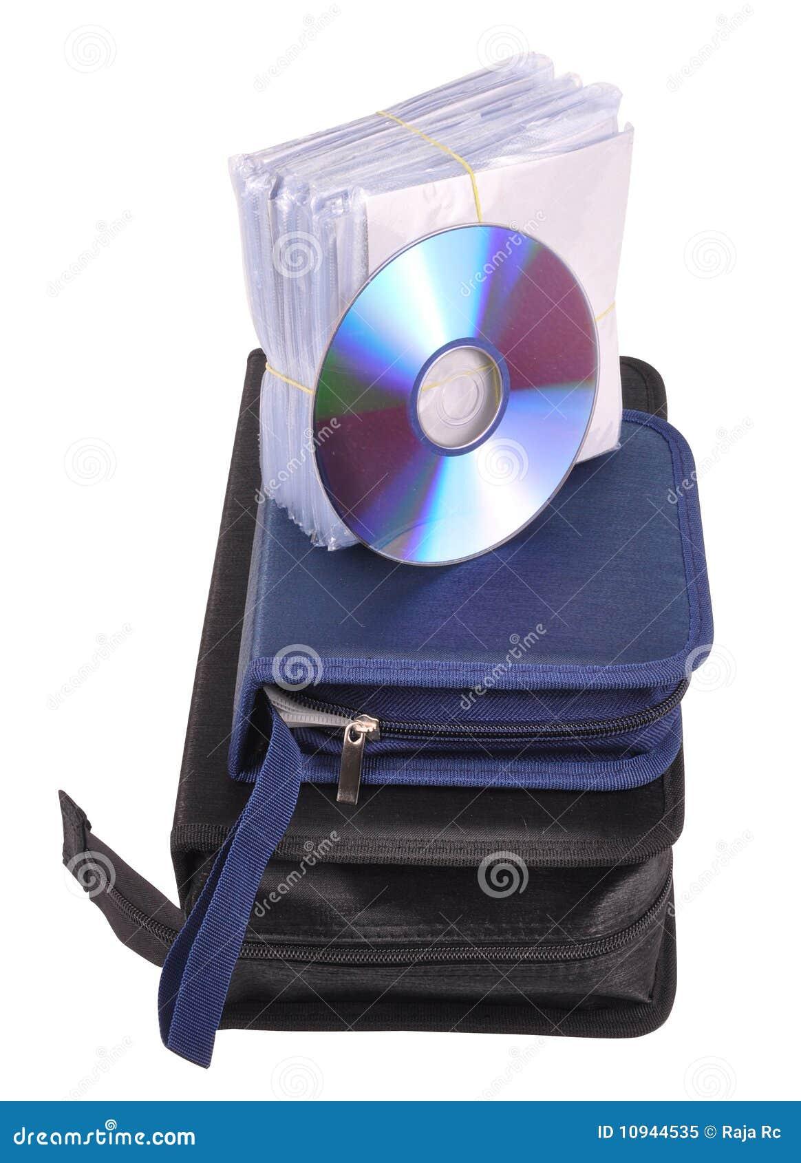 De uitrusting van CD - weg
