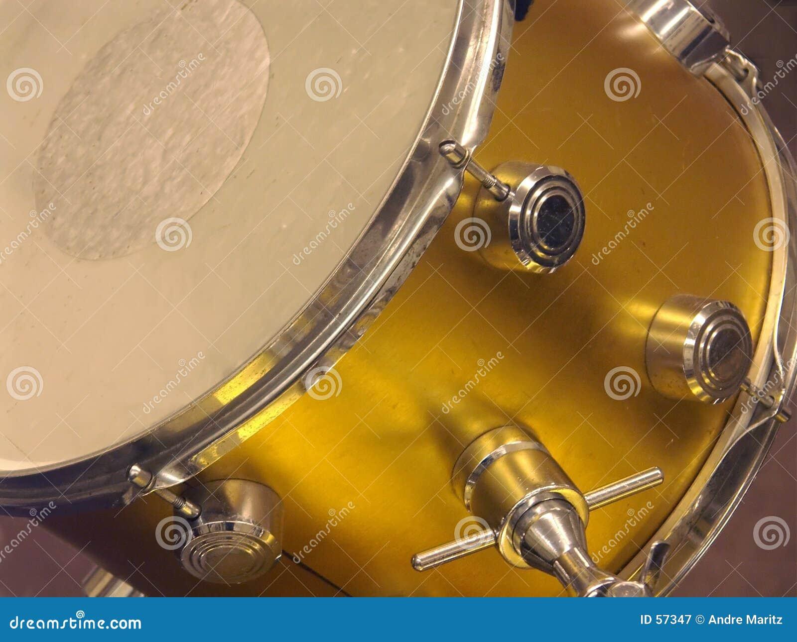 De uitrusting van de trommel #1