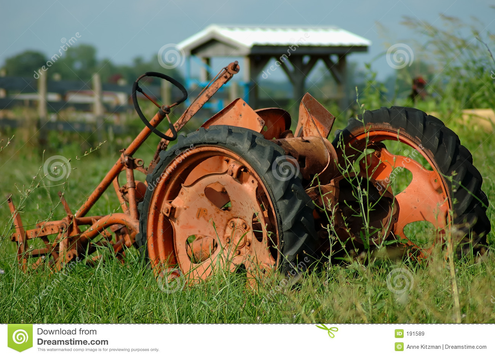 De uitstekende Ploeg van het Landbouwbedrijf