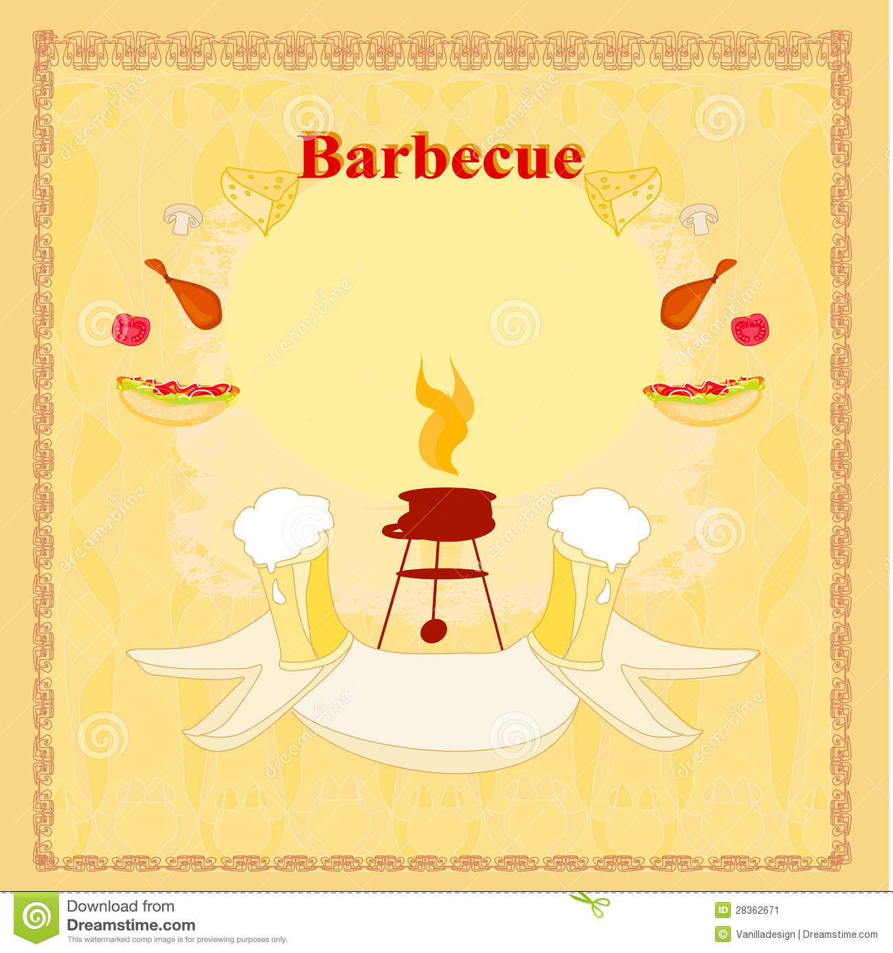 Invitation For Bbq as great invitations sample