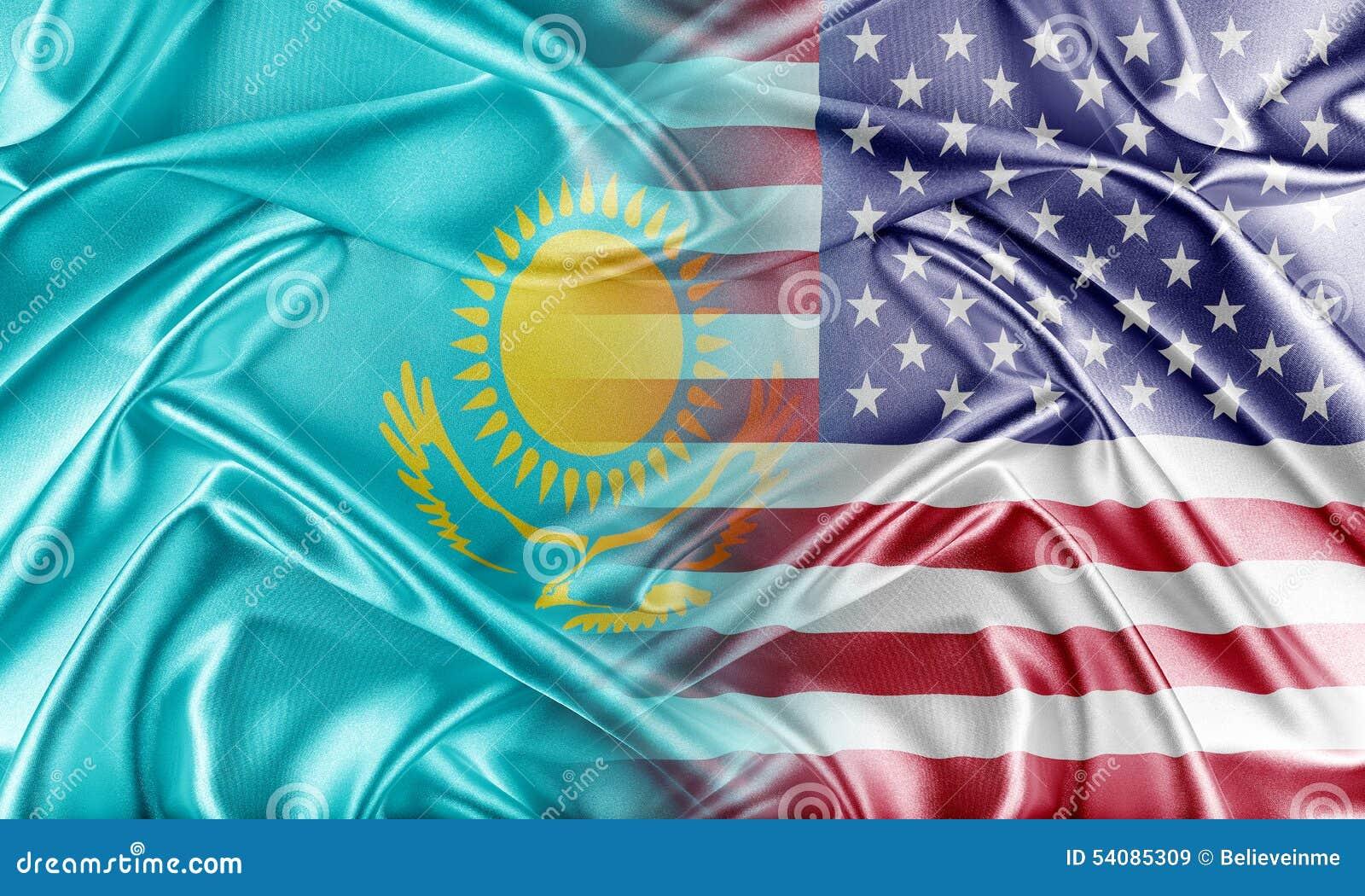 De V.S. en Kazachstan