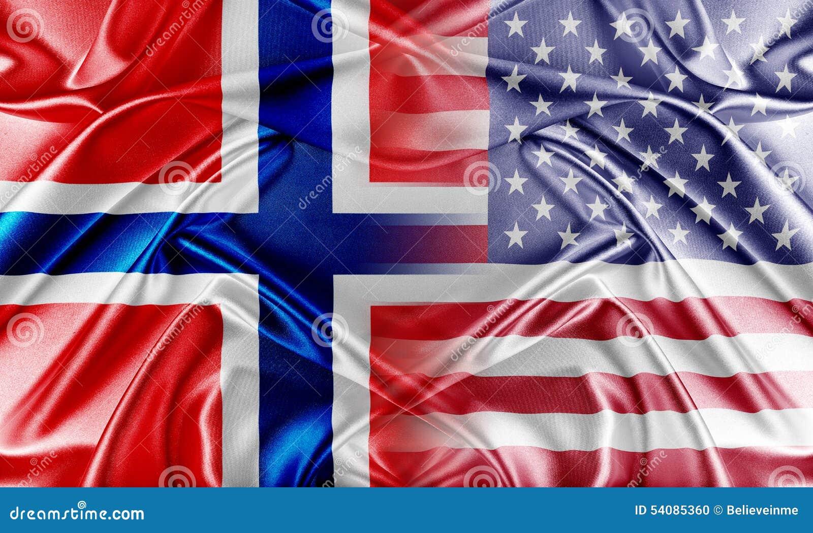 De V.S. en Noorwegen