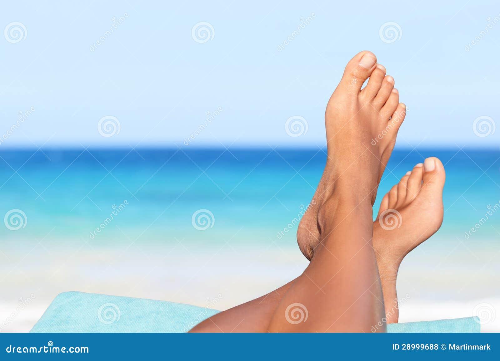 De vakantie die van de vakantie concept ontspannen