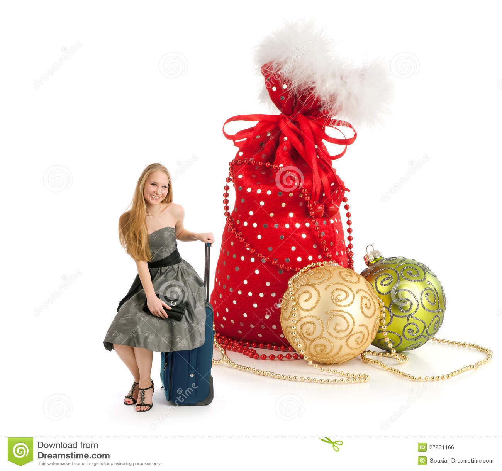 De vakantie van Kerstmis