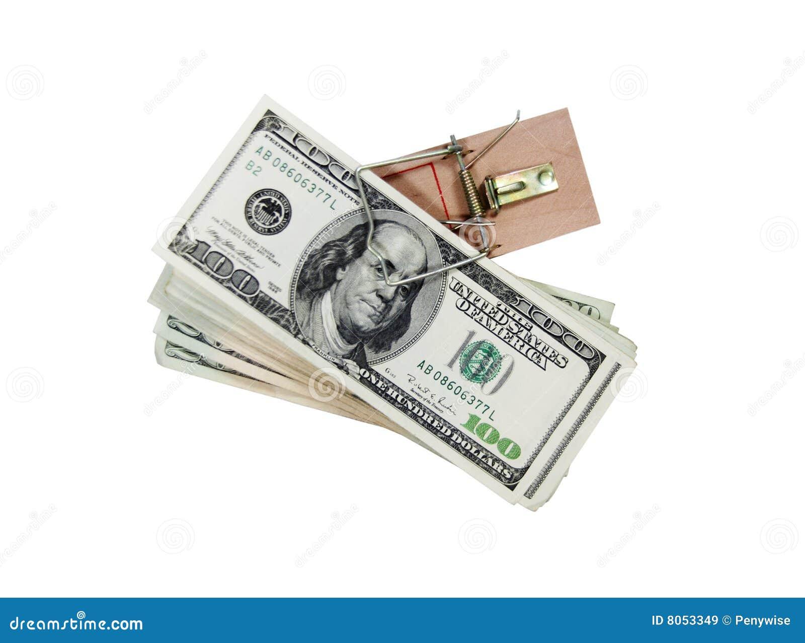 De Val van het geld