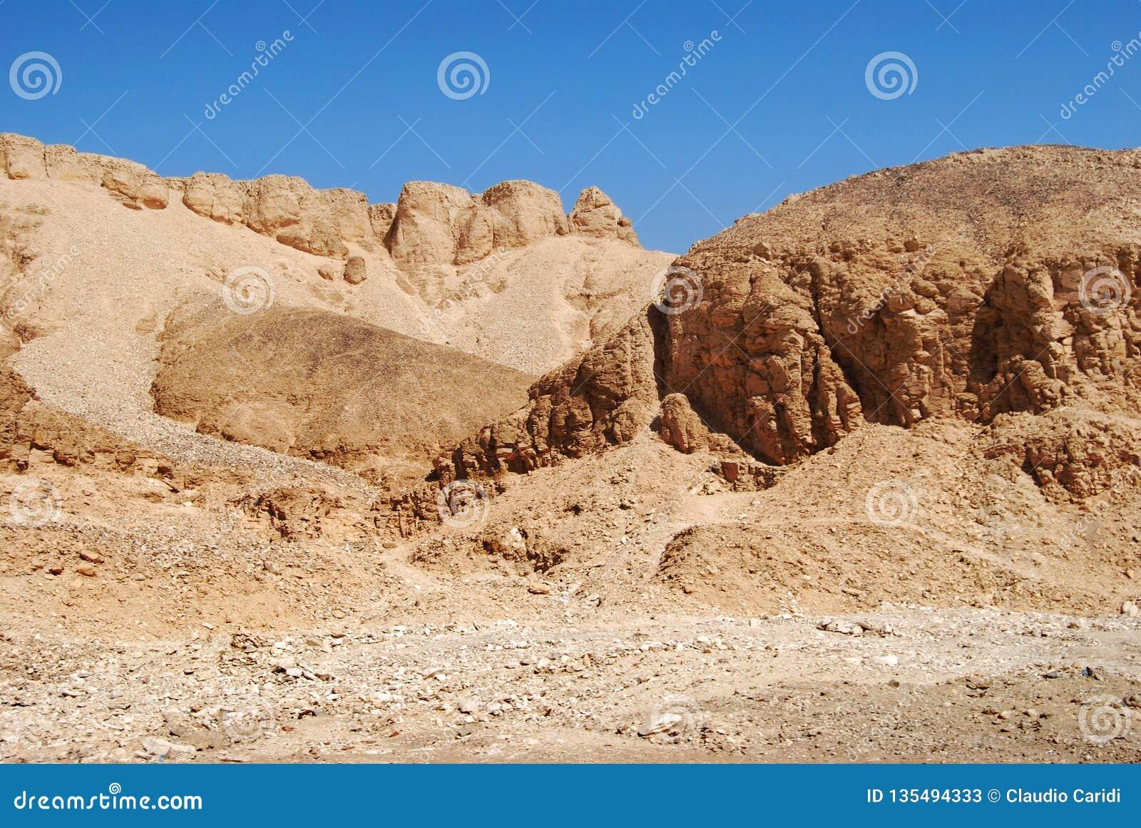 De Vallei van de Koningen, Egypte