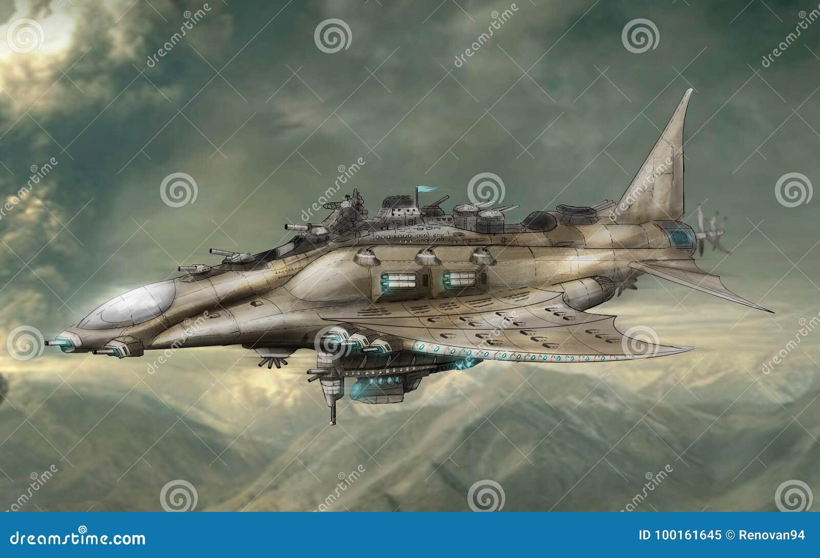 De vechter van de derde-generatiebommenwerper