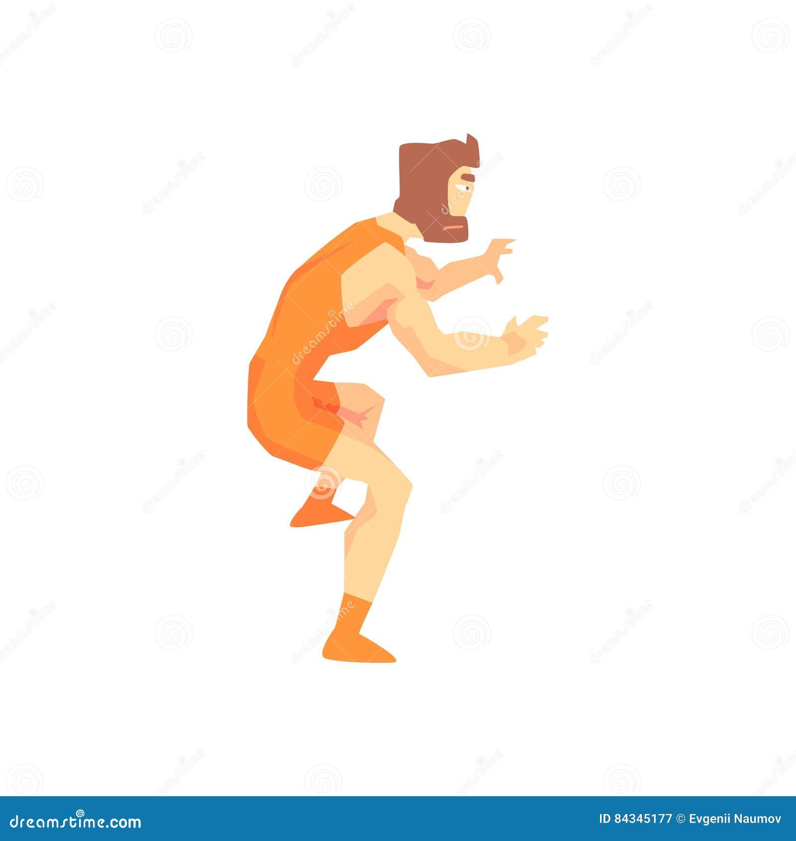 De Vechter van Skinniguy greco-roman wrestling martial arts, Vechtende Sportenberoeps in het Traditionele Sportief Vechten