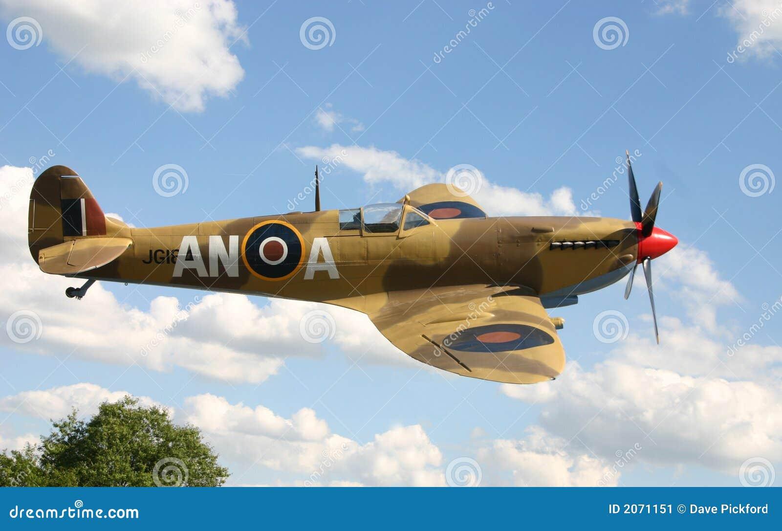 De vechtersvliegtuig van het heethoofd