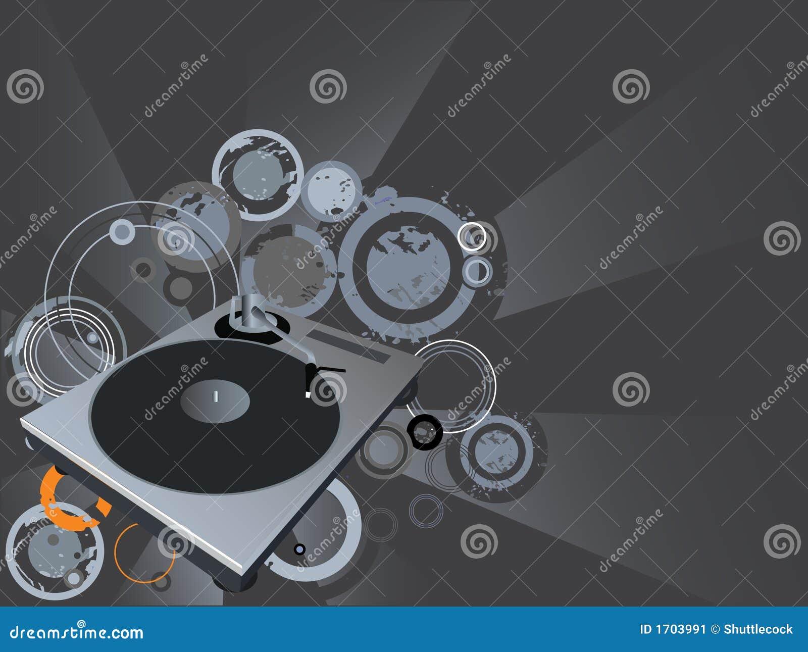 De Vector van de disco