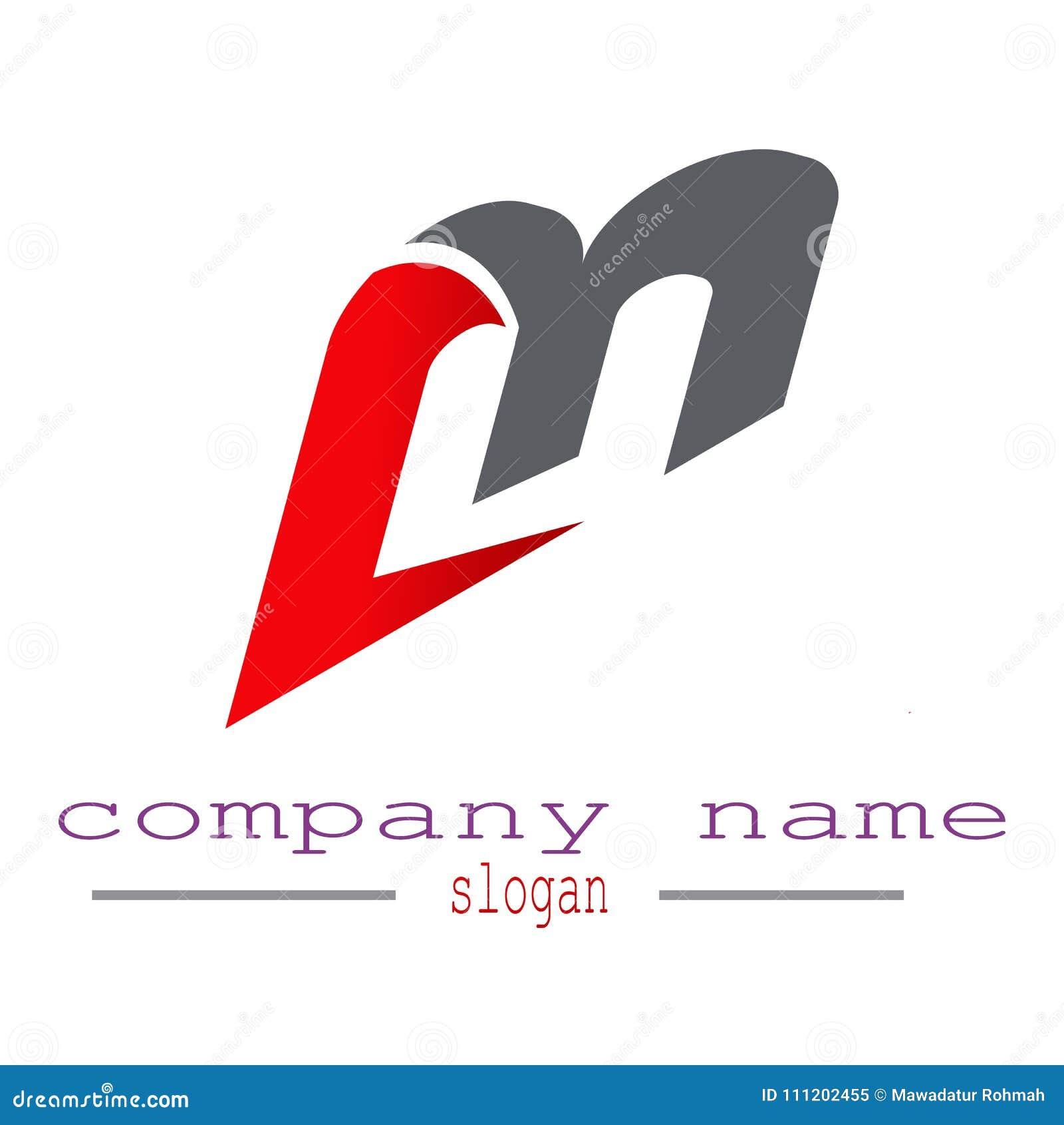 De vector van het brievenm embleem