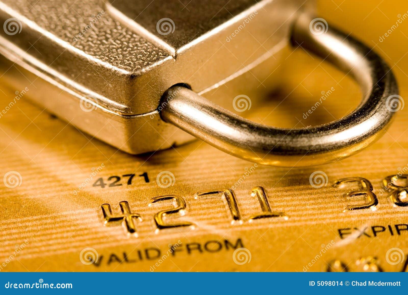 De Veiligheid van de Creditcard