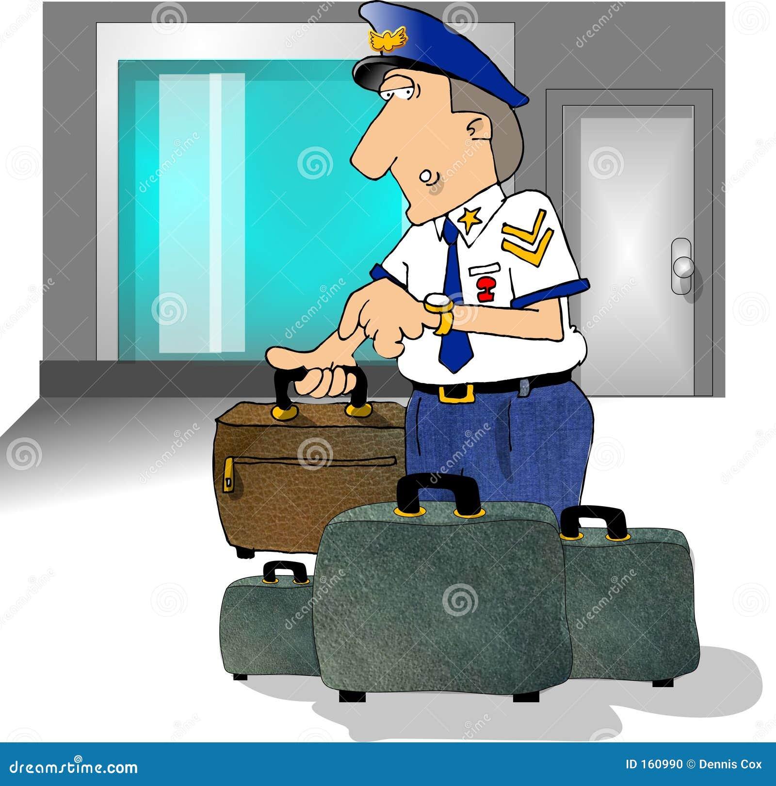 De veiligheid van de luchthaven