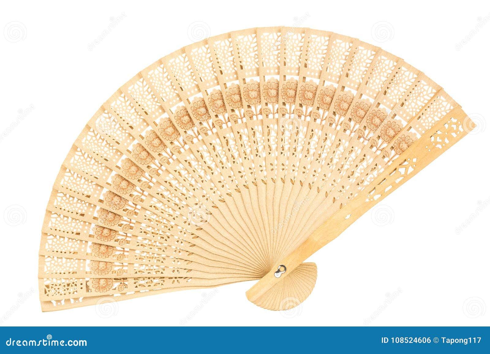 De ventilator van de hand
