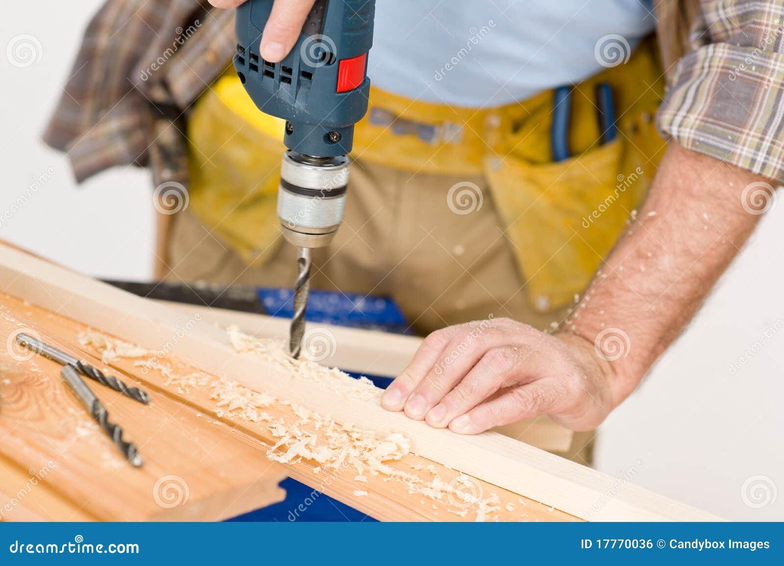 De verbetering van het huis - manusje van alles boorhout