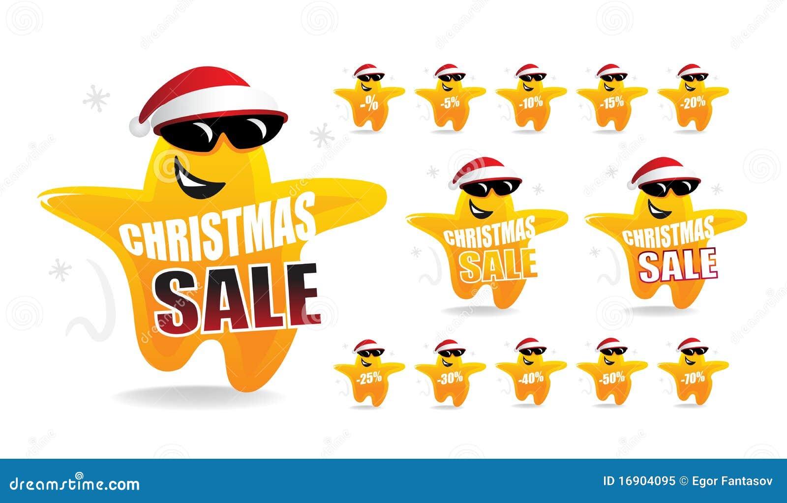 De verkoop van Kerstmis