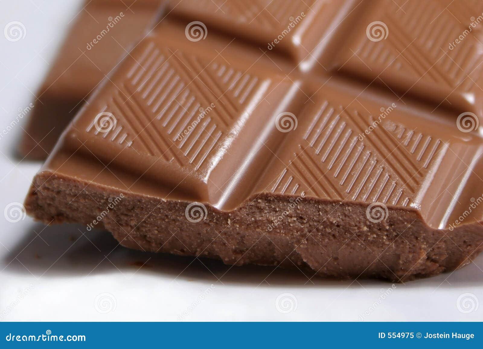 De Verleiding van de chocolade
