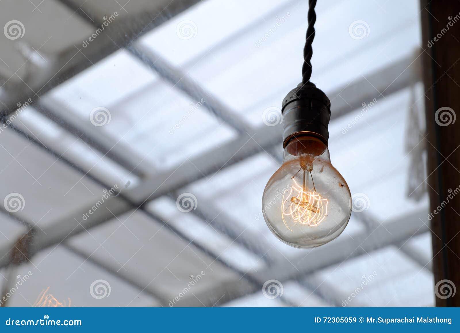De verlichting van de huisdecoratie