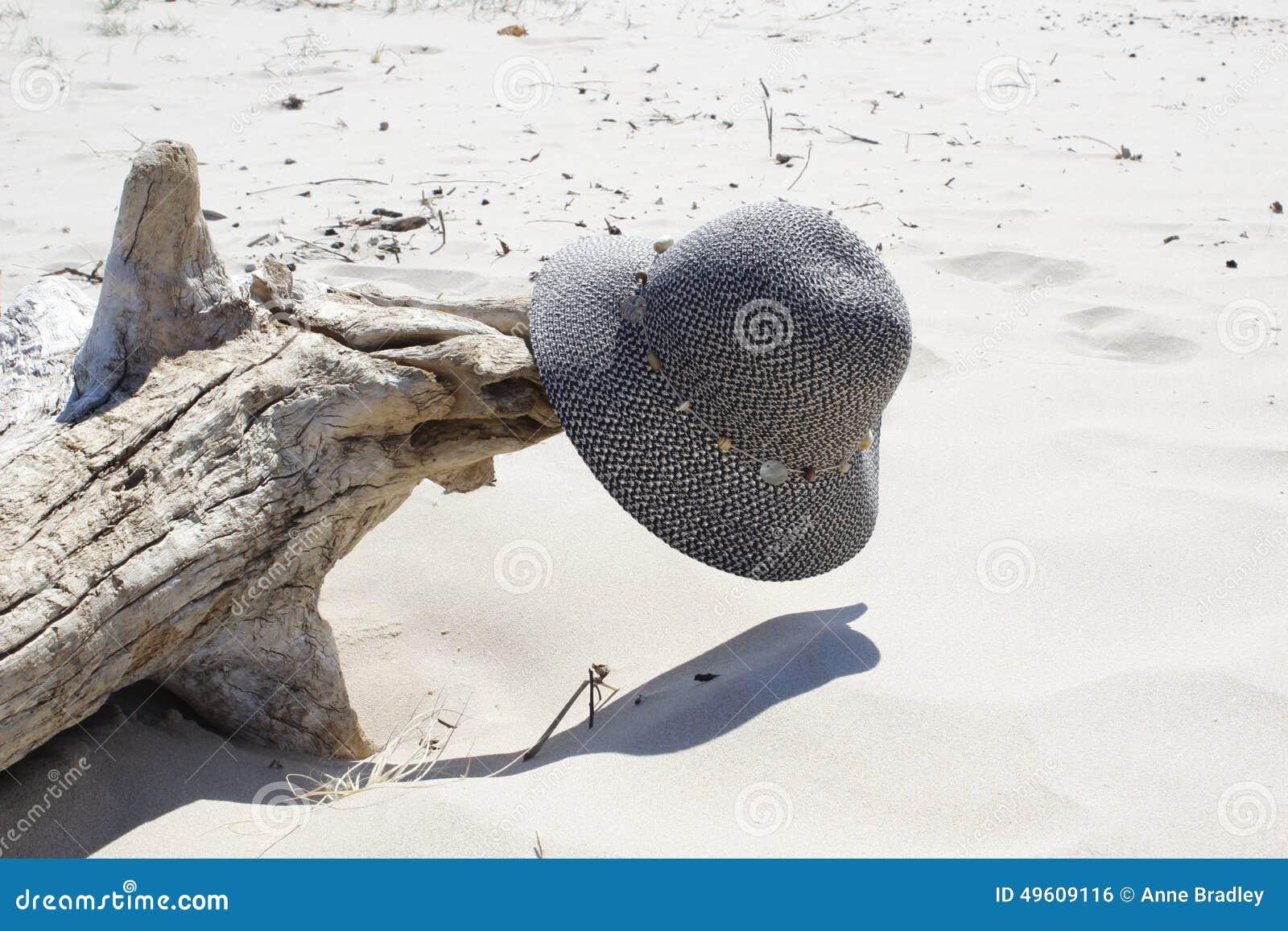 De verloren hoed van de dame