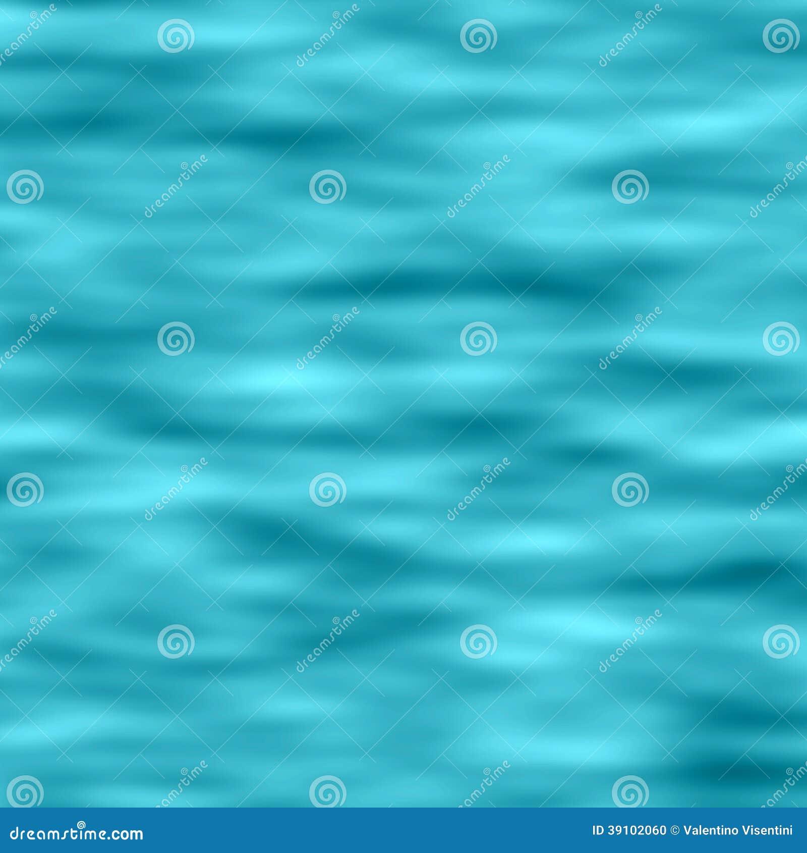 De verontruste achtergrond van de wateren blauwe textuur