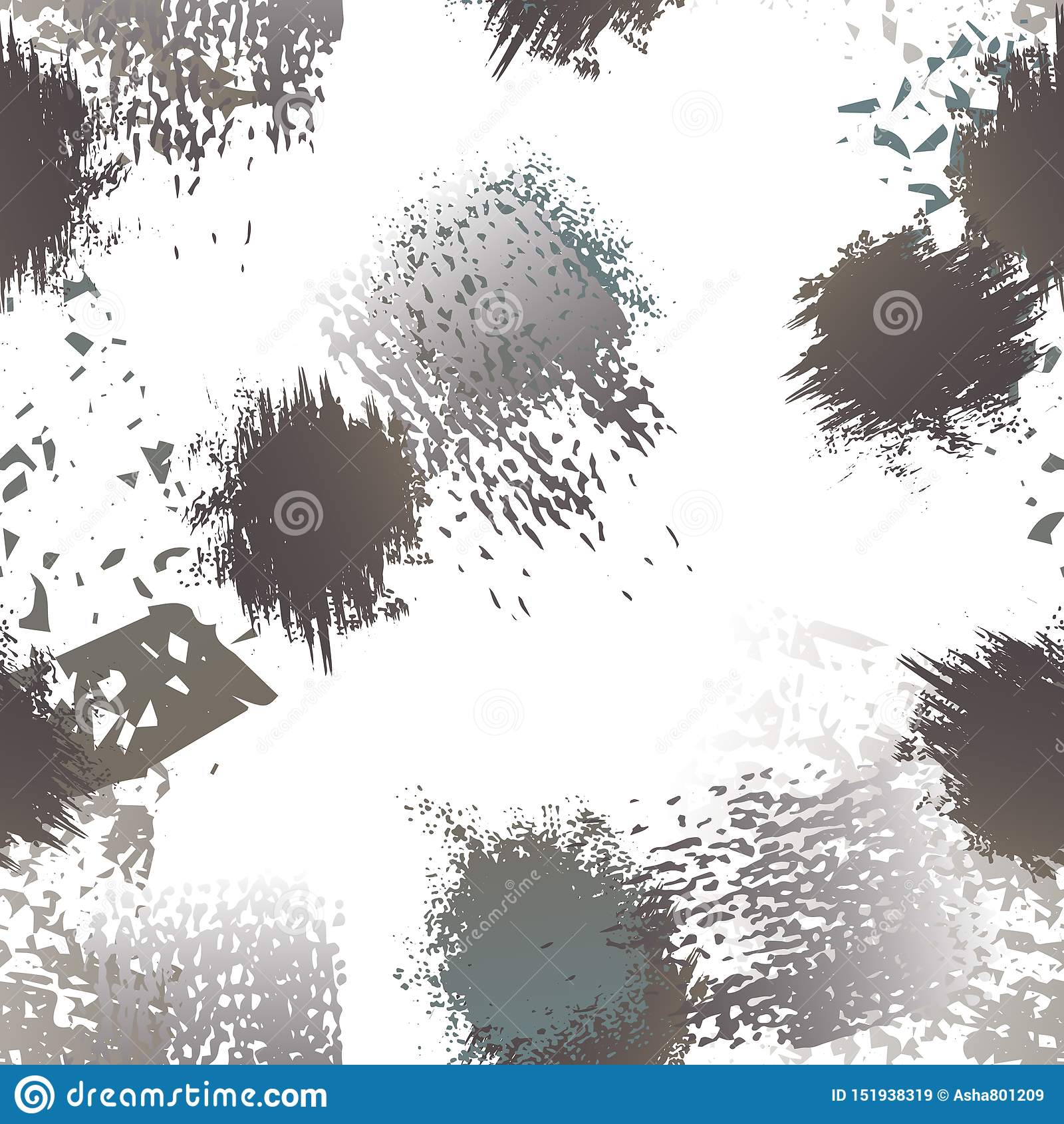 De versleten Textuur ploetert Oppervlakte Eindeloze verf
