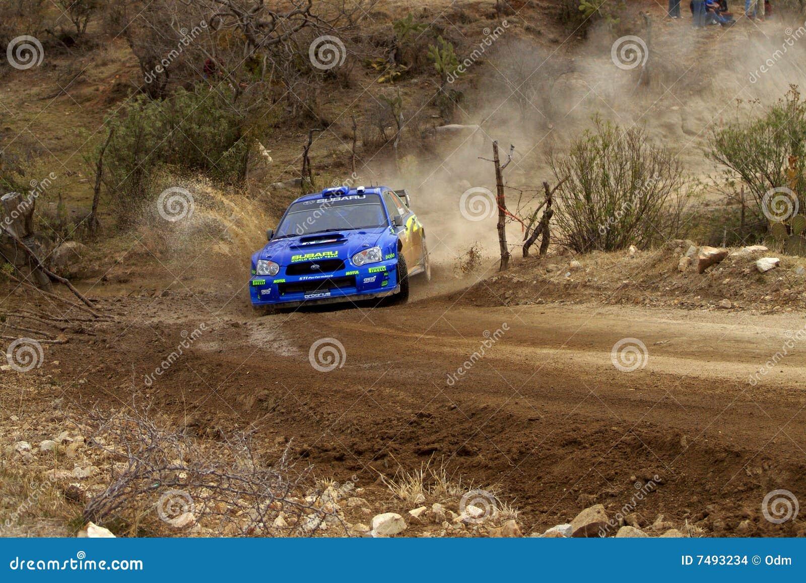 DE VERZAMELING MEXICO 2005 VAN DE CORONA WRC