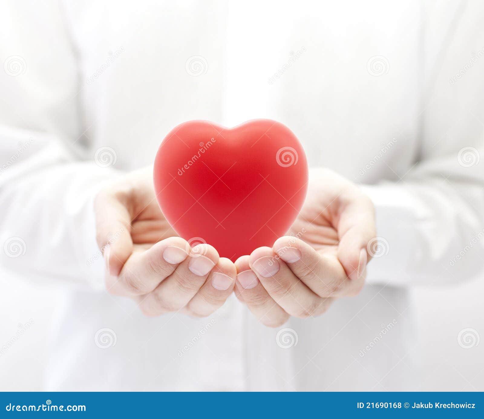 De verzekering van de gezondheid of liefdeconcept
