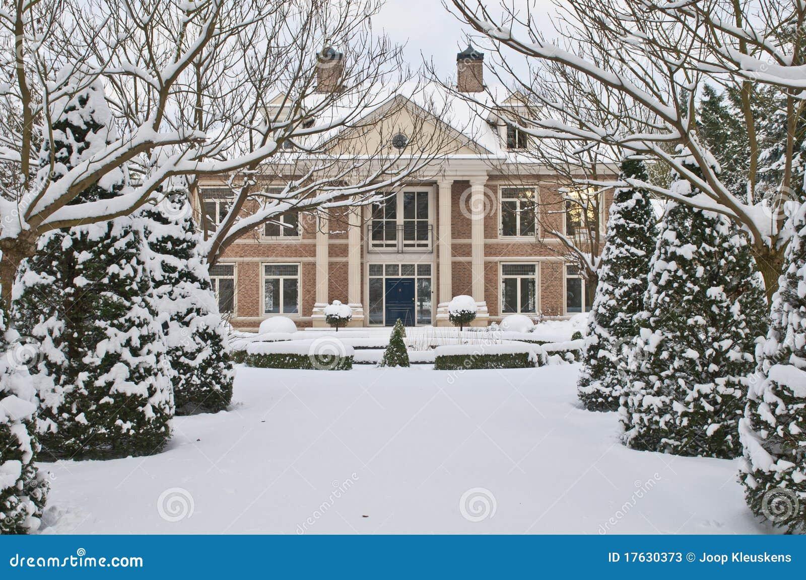 De villa van de luxe