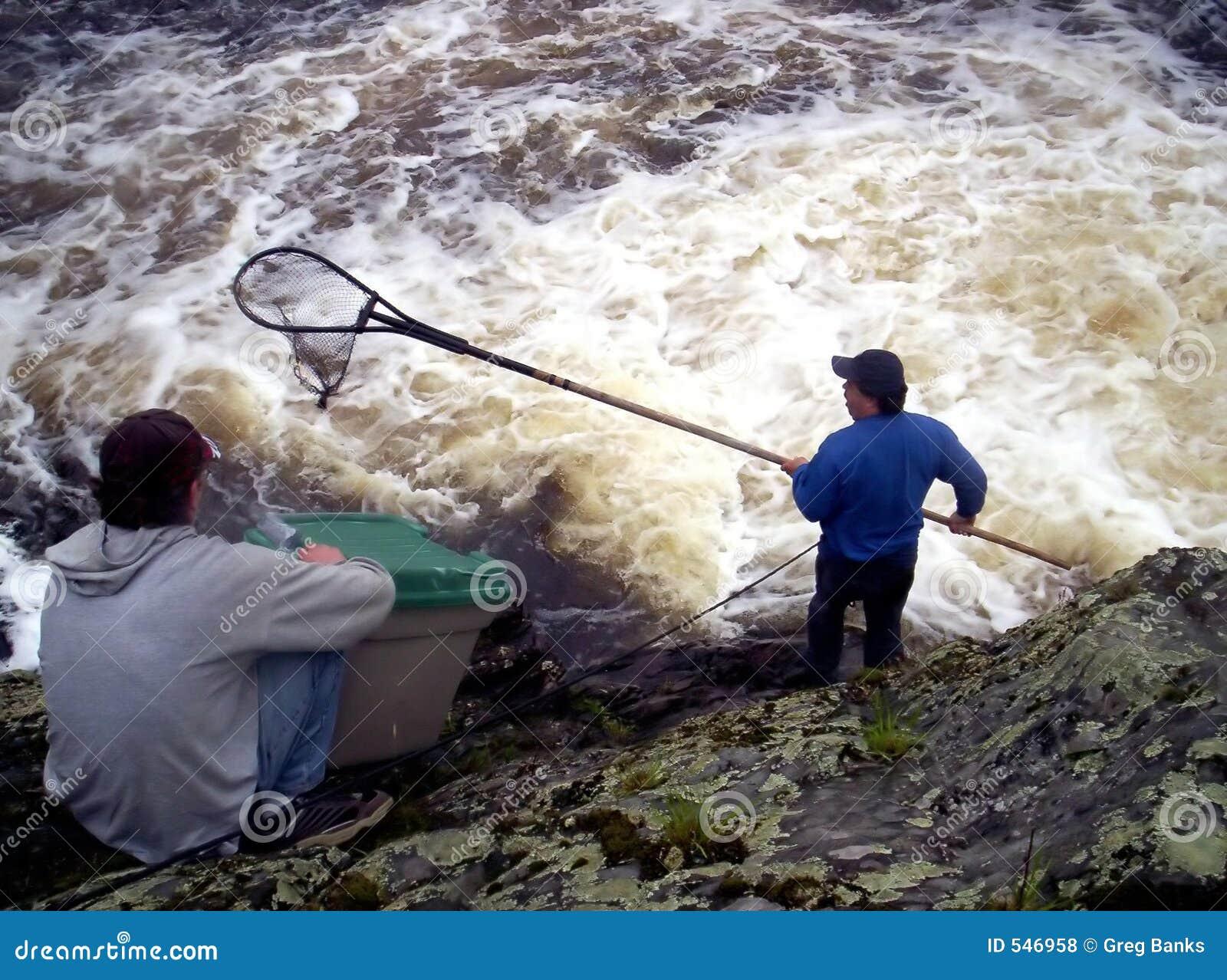 De visserij van de mens