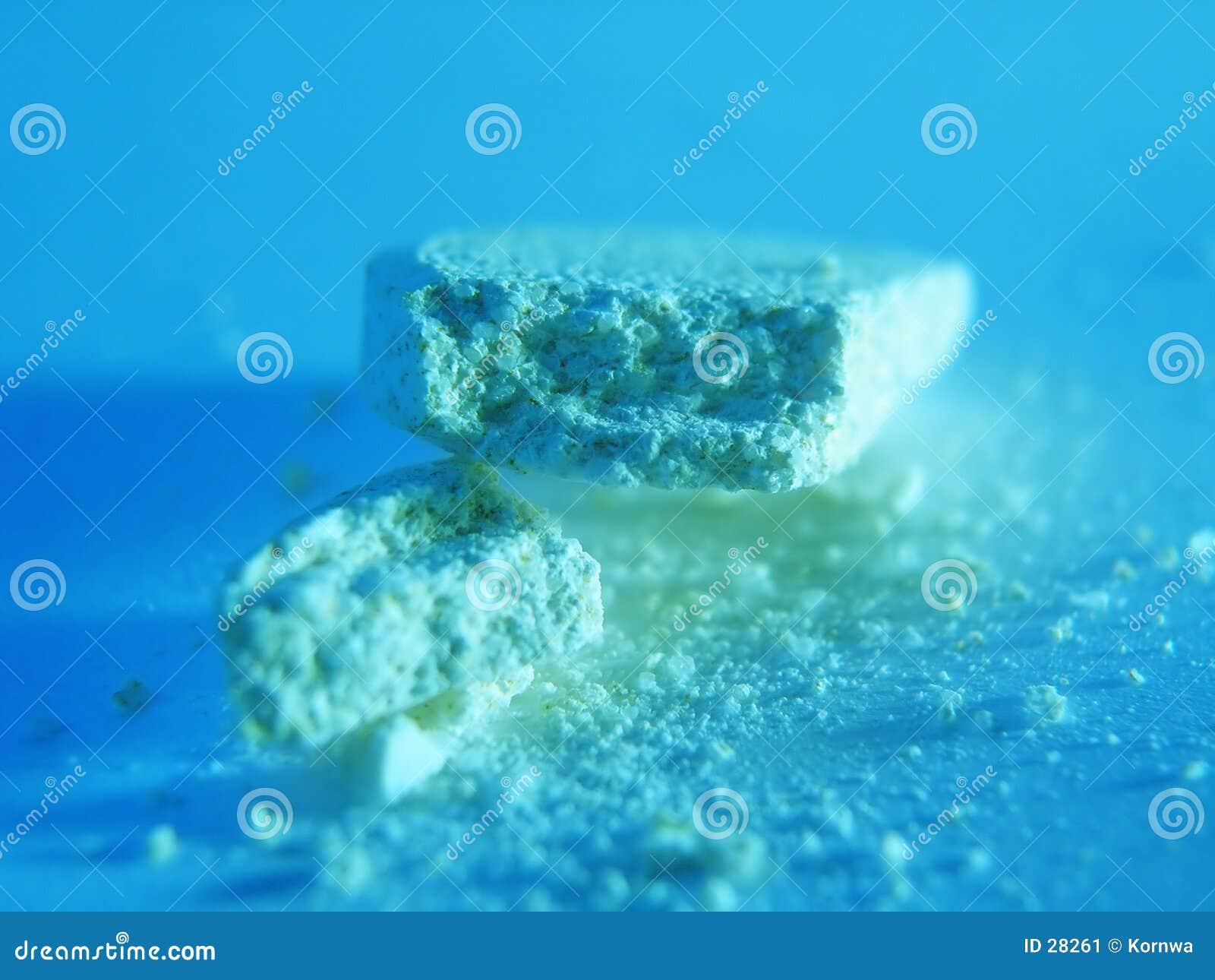 De vitaminen van het calcium