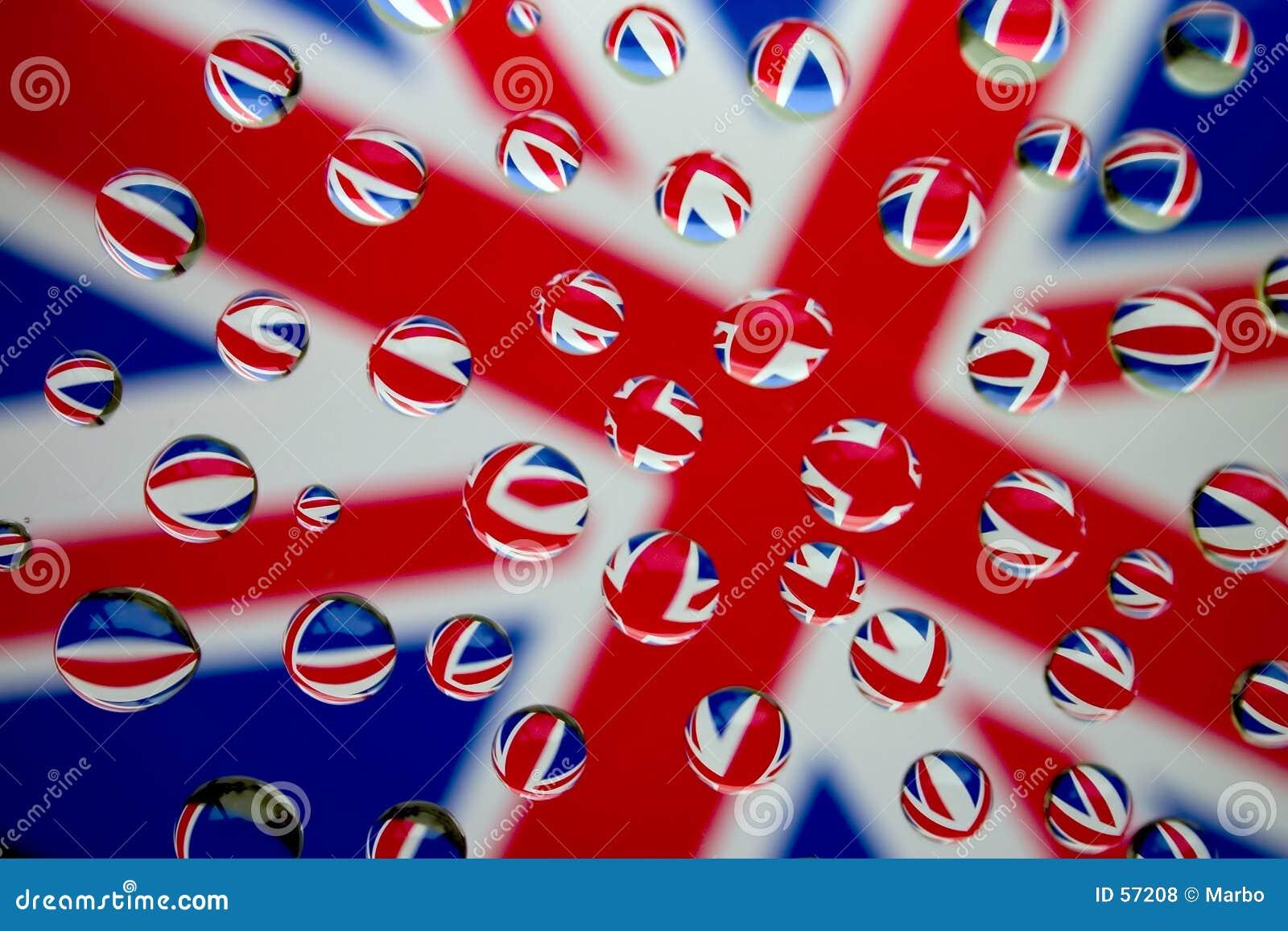 De vlag/de hefboom van de Unie