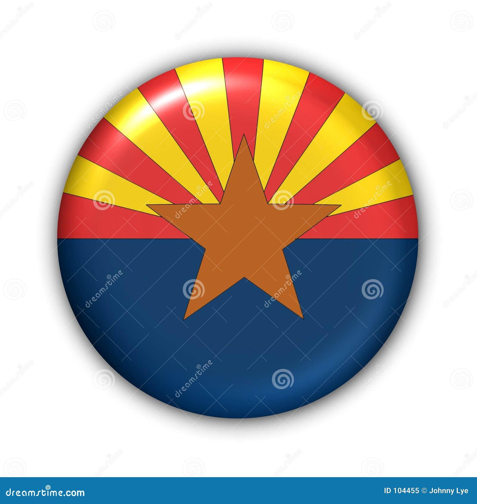 De Vlag van Arizona