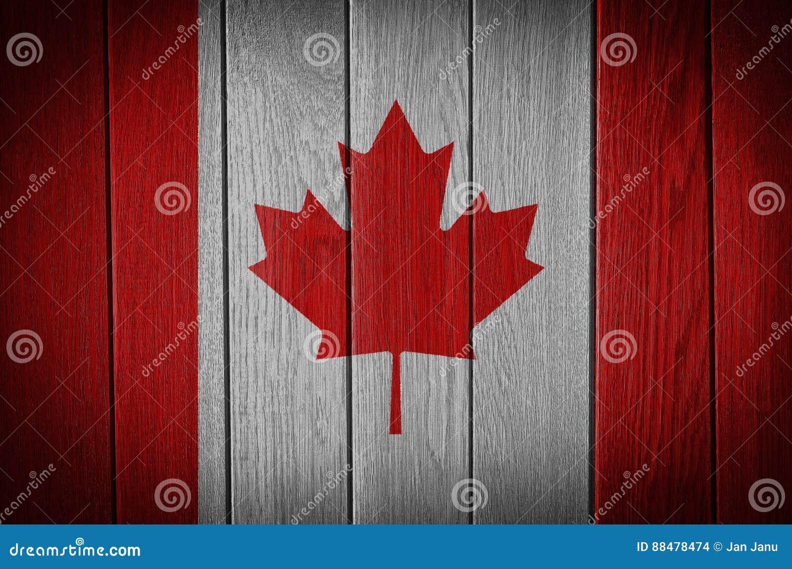 De Vlag van Canada
