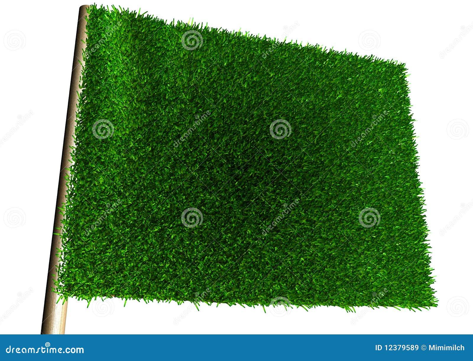 De Vlag van de ecologie