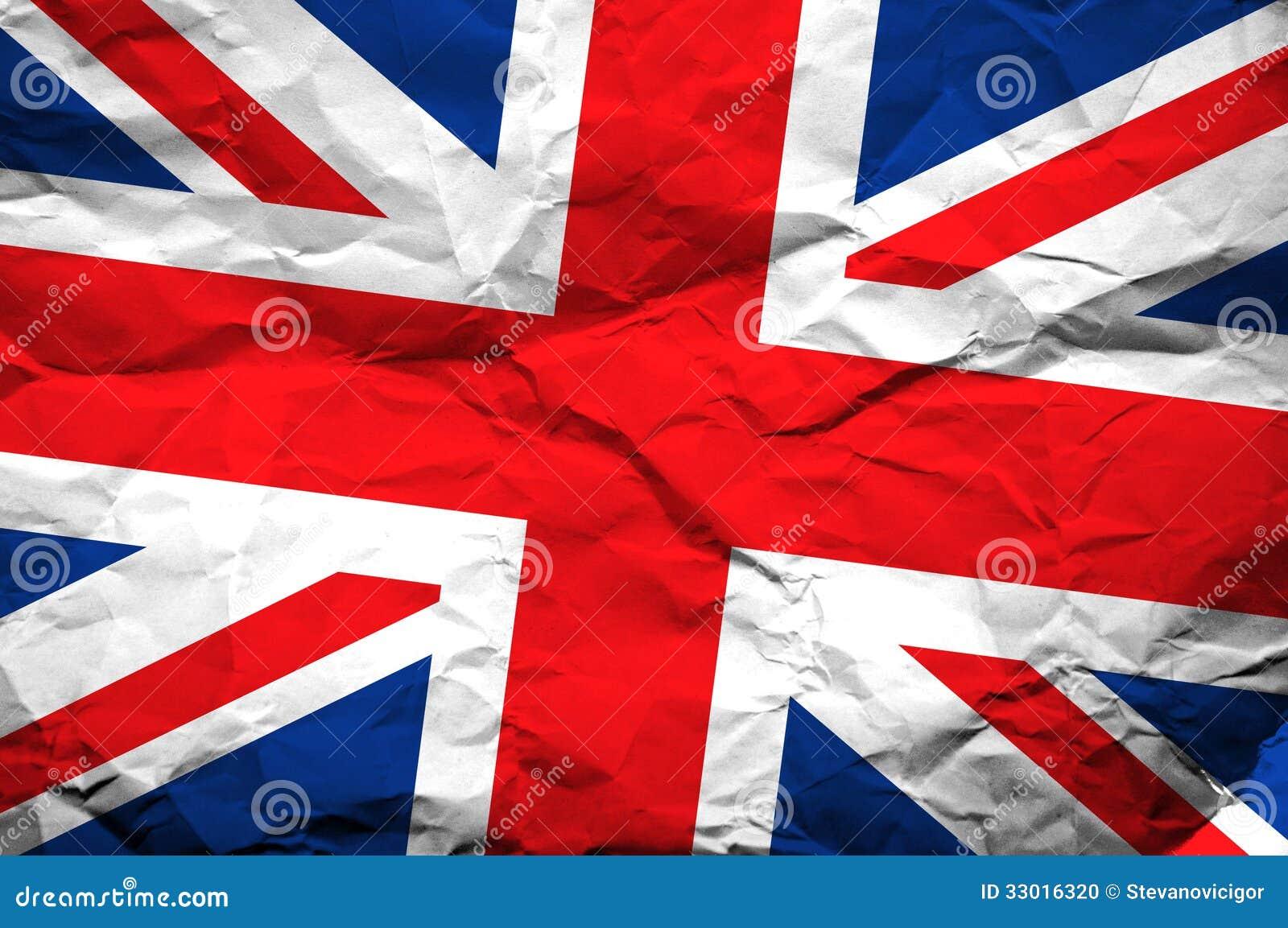 de vlag groot brittanni 235 stock foto afbeelding