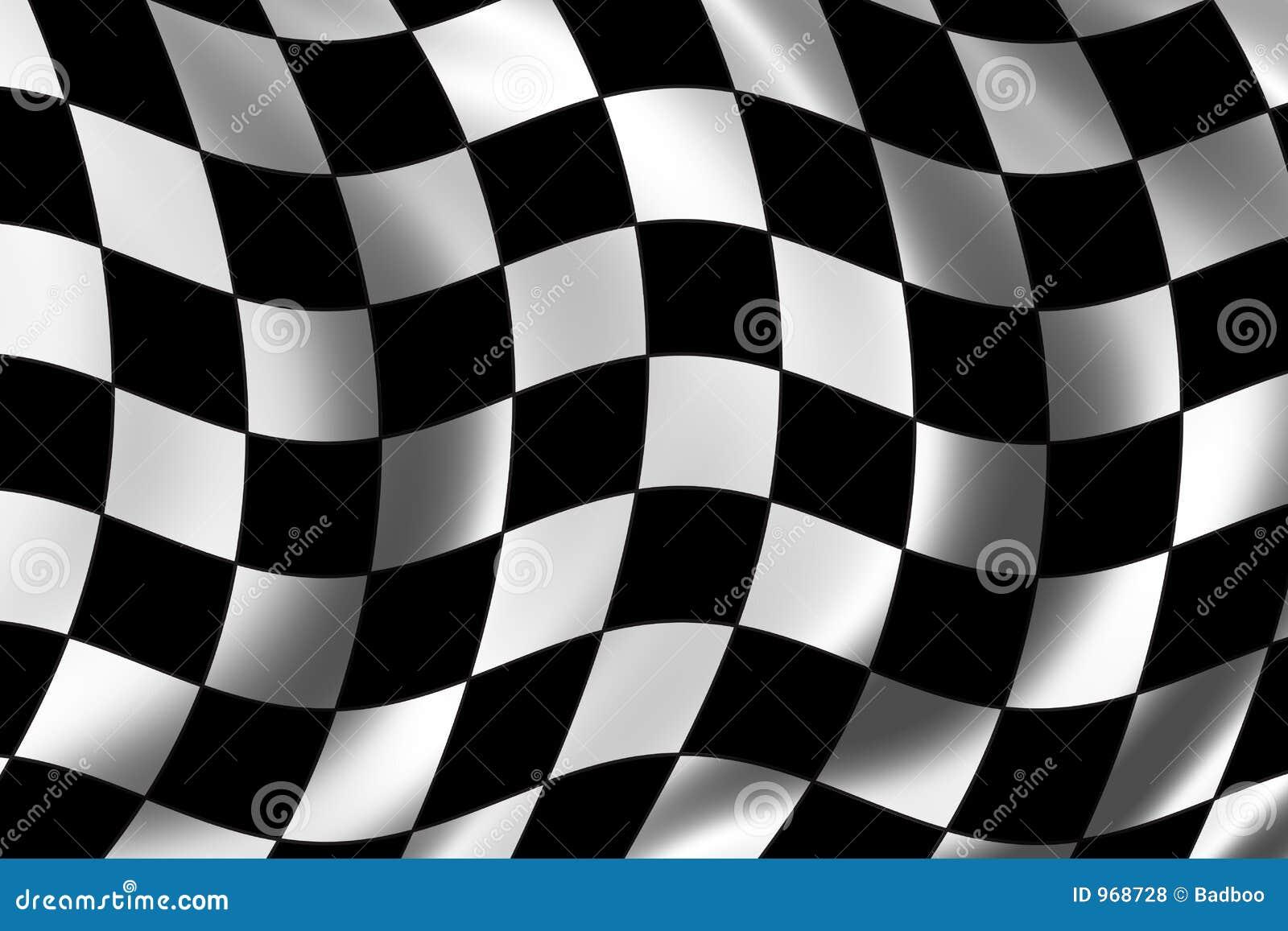 De Vlag van het ras