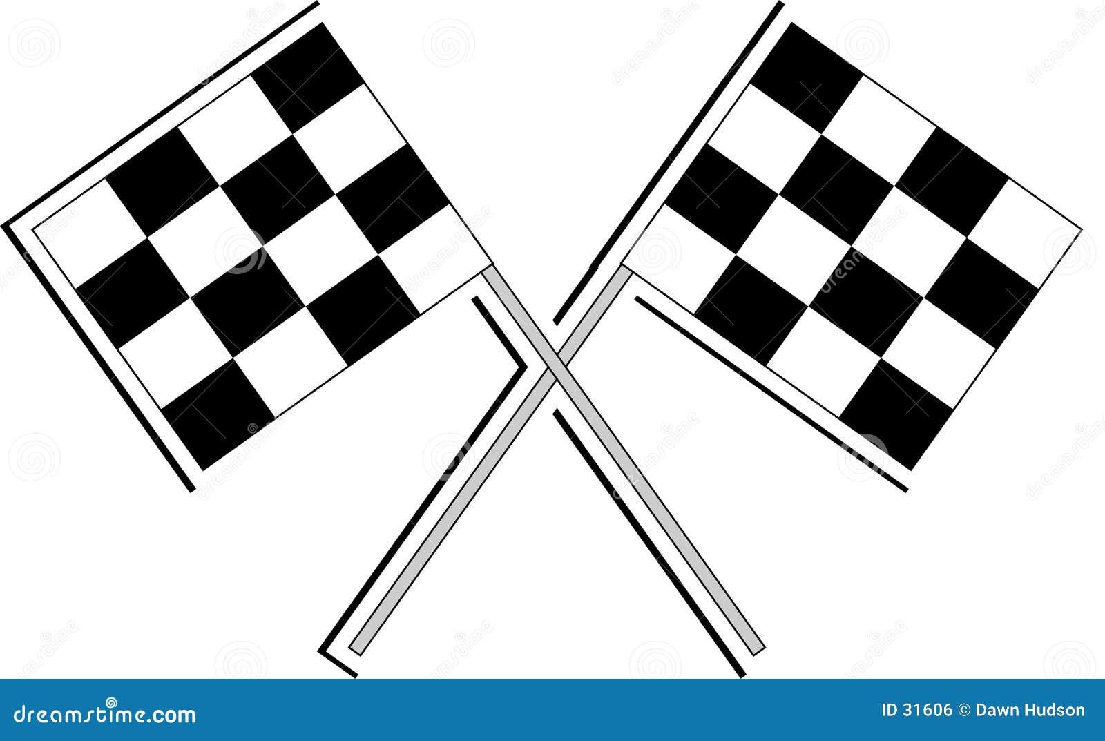 De Vlaggen van sporten