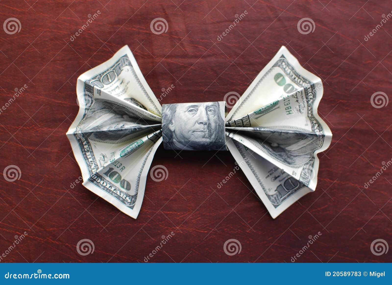 De Vlinderdas Van De Origami Stock Afbeelding - Afbeelding ... - photo#43