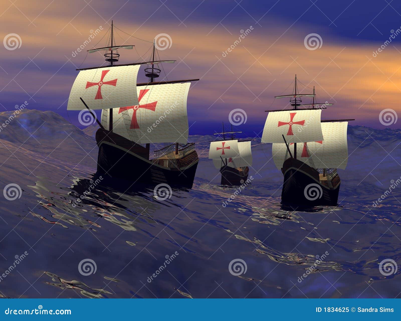 De vloot